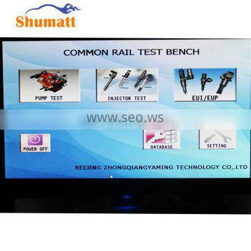 Common rail diesel injection system test bench CRDI pump repair tester