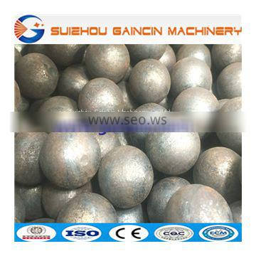forged steel milling ball, grinding media mill steel balls, dia.20mm to 120mm grinding media balls