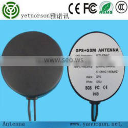 best selling product factory price ceramic active combined gsm gps antenna receiver