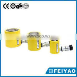 High quality single acting low height small hydraulic cylinder jack