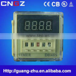 2014 hot sale relay timer switch ic time delay relay 220v