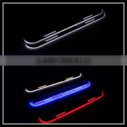 LED pedal light for toyota corolla trending hot products led door scuff led door sill plate auto accessories for toyota corolla