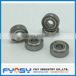 Inch size deep groove ball bearing 1630ZZ 1630 2RS