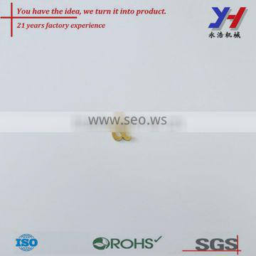 OEM ODM High Quality Custom Made Laser Cutting Brass Letters and Numbers