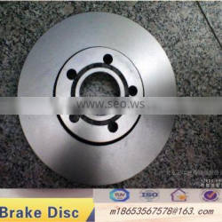 High quality grey casr iron , solid brake disc for Audi
