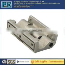 Custom precision casting stainless steel industrial door component