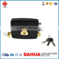 HOT SALE GATE LOCK WITH BRASS CYLINDER 106N
