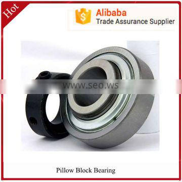 Small waterproof sy 508 pillow block bearing with adapter sleeves