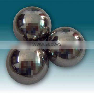 5 inch G1000 low carbon steel ball