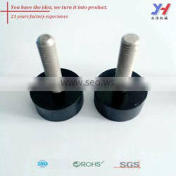 OEM ODM wholesale Adjustable Molded cabinet rubber feet