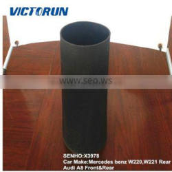sleeve rubber air bellow for mercedes w220 w221 rear shock absorber Quality Choice