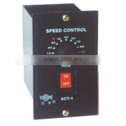 SCT-1 speed control and speed governor andAC motor controller