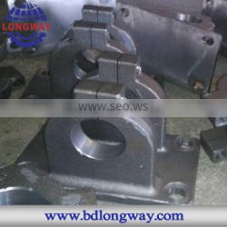 cnc machining bracket for washing machine