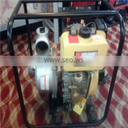 Stock 2inch 3inch good quality best sell water pump 1hp diesel engine