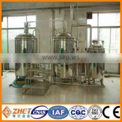 stainless steel lab beer equipment plants CE