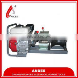 Andes petrol winch,gasoline powered winch,gasoline winch