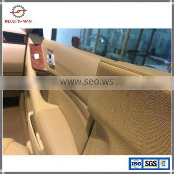 5 Axis Automobile cladding leather coating car warehouse prototype