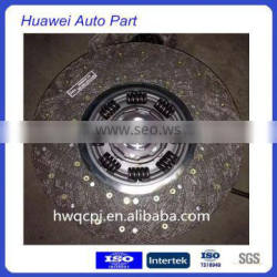 DS 400 CA sinotruk clutch disc with good quality facing