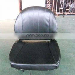 Forklift Seat PVC With Comfortable Back YH-01