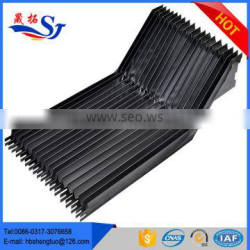 Factory Wholesale Telescoping Guard Rubber Accordion Type Guide Shield Cover