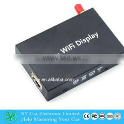 car wifi dvr Show your on car dvd screen on your phone in the same time XY-918