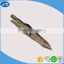 High quality Custom Stainless Steel Fuel ferrule hydraulic hose fitting by CNC turning & milling