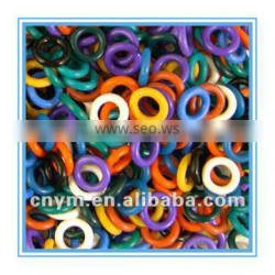 Colored NBR rubber o ring