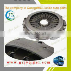 Kinglong higer yutong auto parts size 430mm oem 3482081232/323482000513 cheap and performance clutch cover pressure plates