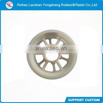 abs molded shell for electronic device plastic plugs