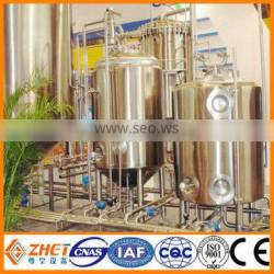 german style stainless steel beer brewing system equipment