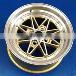High quality good price 18 inch 4 hole alloy rims