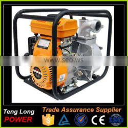 3hp gasoline engine powered 2 inch agriculture irrigation water pump