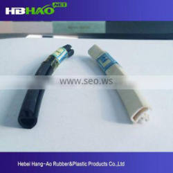 rubber seal stri t slotted cover aluminum window seal strip