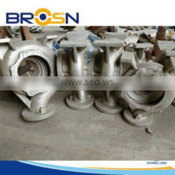 High quality Sand casting /duplex stainless steel/ Pump shell -- ( Sand casting)