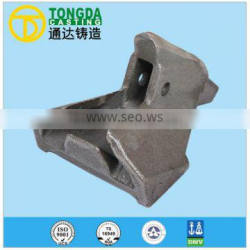 ISO9001 OEM Casting Parts Quality Cast Steel WCB Carbon Steel