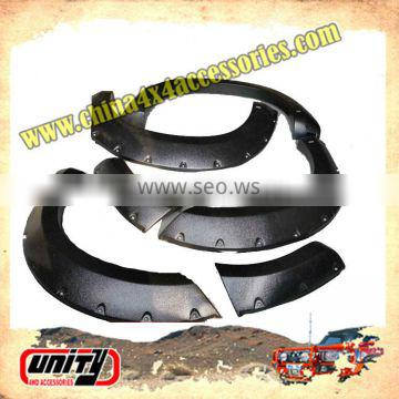 Offroad 4x4 accessories fender flare for NAVARA / frontier 2005-2012