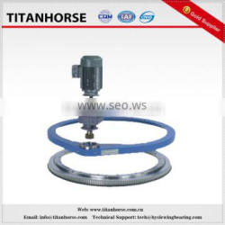 Spur Drive For Engineering Machinery