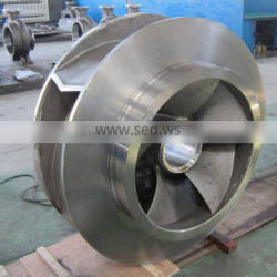 Stainless Steel Pump Impeller with Sand Casting Process