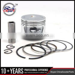 47mm 13mm 70cc Piston Ring Kit For Lifan 70CC 90CC Honda ATC70 TRX70 XL70 XR70 CRF70F ATV Dirt Bike