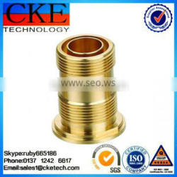 Custom Brass Drilling and Machied Parts in Turned Parts