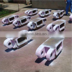 China supplier steel casting parts