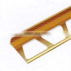 2014 tile trim aluminum in stock and customization good visual effect multiple colors