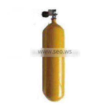 compressed air cylinder used for breathing apparatus