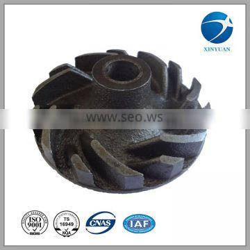 impellers pump parts sodium silicate water glass casting stainless steel impellers
