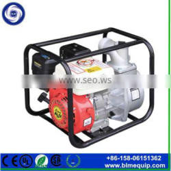 wuxi blooming 3inch in/outlet gasoline water pump