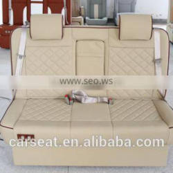 GMC rear 3 seater sofa,seat parts, steel seat frame for conversion customized 3 seater with high quality