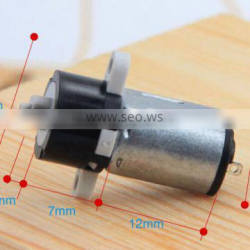 HG16-120 Planet dc micro metal gear motor 3~12V