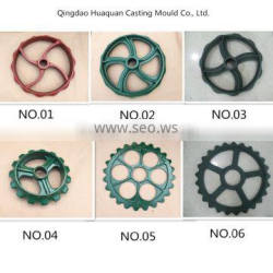 Farm Machinery roller rings