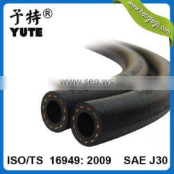 3/16 inch sae j30 high pressure auto fuel hose for fuel systems parts