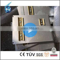 ISO9002 passed OEM China professional high precision various types galvanized metal sheet decorative fabrication laser cutting